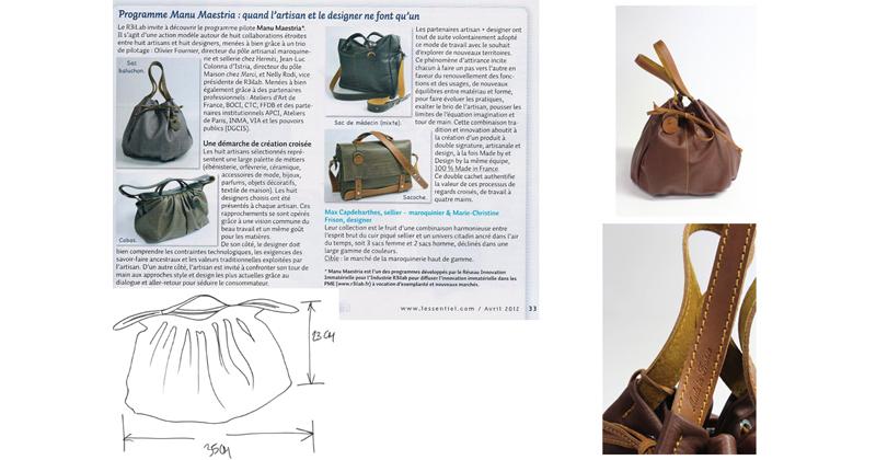 R3ilab max capdebartes rouergue promouvoir l'innovation savoir faire design manu maestria