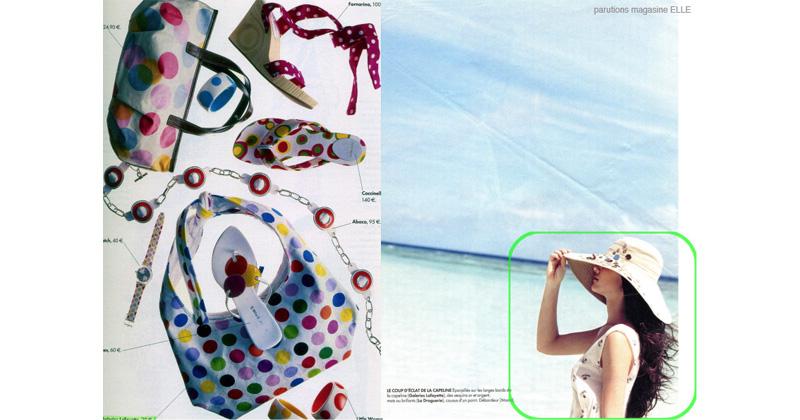 designer élaboration tendance mode veille concurrence ceinture foulard bagages bijoux gants coordonnatrice style accessoires