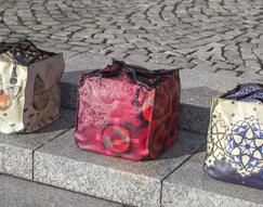 Bontemps sac trousse design élaboration collection mise au point prototypes dessins techniques création et mise au point bouclerie signe identification